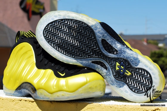 0b977e22914 Nike Air Foamposite One Electrolime - KicksOnFire.com