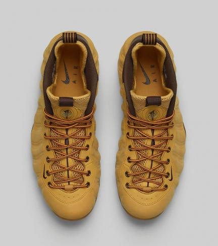 quality design 88862 cd976 Nike Air Foamposite One Wheat - KicksOnFire.com