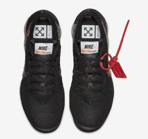 23967029c72534 Off-White x Nike Air VaporMax Black - KicksOnFire.com