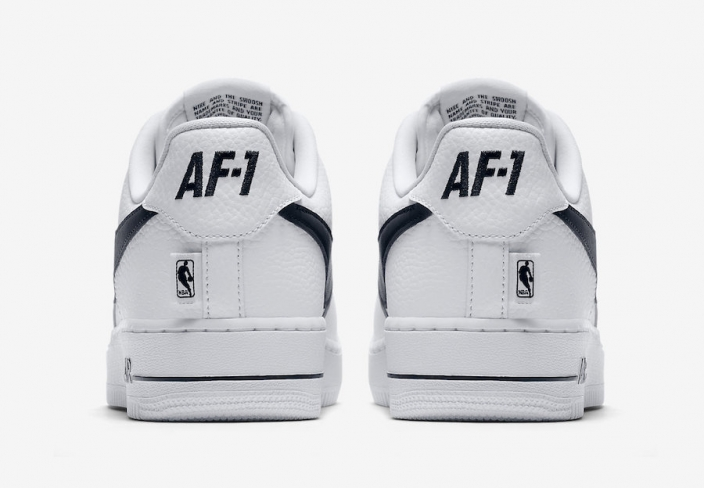Nike Air Force 1 Low NBA Statement Game Release Date | Sole