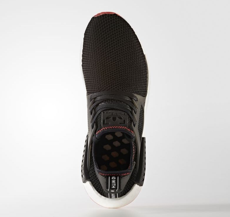 adidas NMD XR1 Core Black Solar Red - KicksOnFire.com cf923b14e