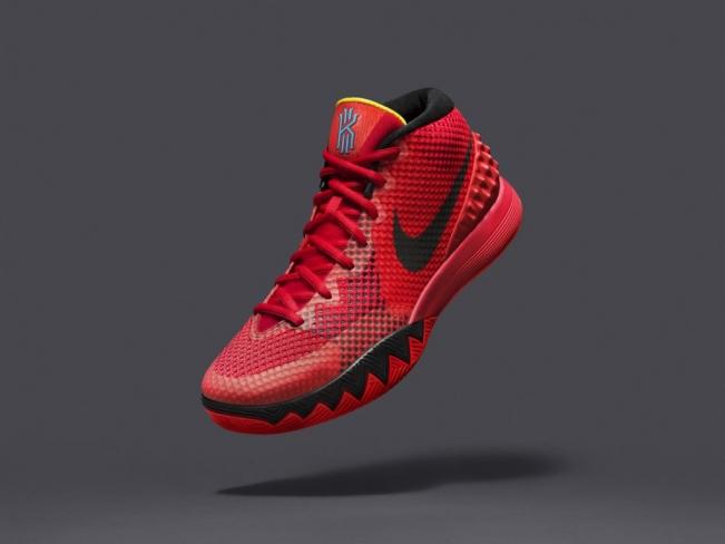 "Nike Kyrie 1 ""Deceptive Red"" - KicksOnFire.com"