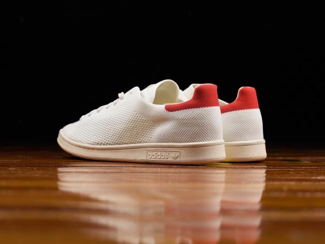 c63f7120f00 adidas Stan Smith Primeknit White Red - KicksOnFire.com