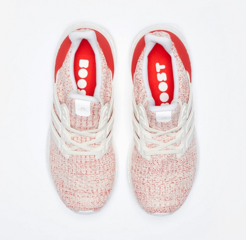 adidas Ultra Boost 4.0 Active Red