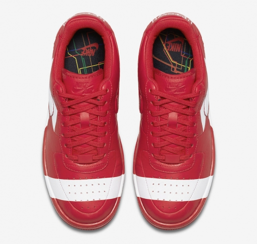Nike WMNS Air Force 1 Low Upstep Uptown University Red