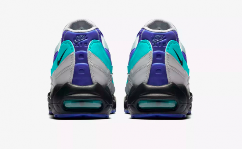 ded555a565 ... spain nike air max 95 og aqua wolf grey. buy now from 149 6864b 31cb2