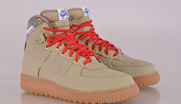 Air Force 1 Duckboot Bamboo