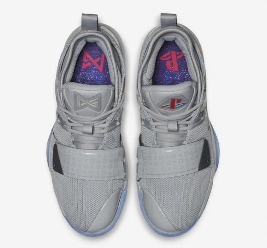 PlayStation x Nike PG 2.5 Wolf Grey - KicksOnFire.com 08b5746f3