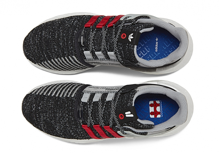 new arrival 4d2b8 a6ee7 Overkill x adidas EQT Support Future - KicksOnFire.com
