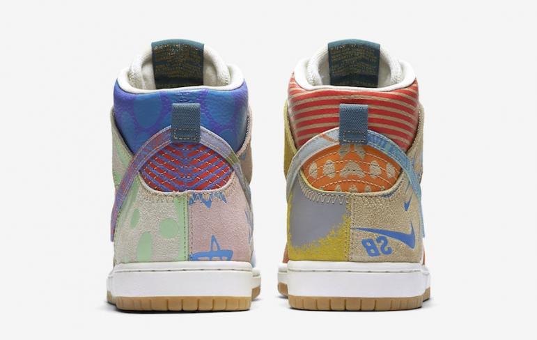 free shipping e4aa2 36e95 Thomas Campbell x Nike SB Dunk High Premium - KicksOnFire.com
