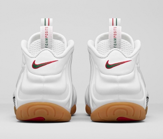 Nike Air Foamposite Pro - White Gucci. Buy Now From  440 · Want. WANTS.  14083. COLOR. White   White - Gym Red - Gorge Green cbd7625e1