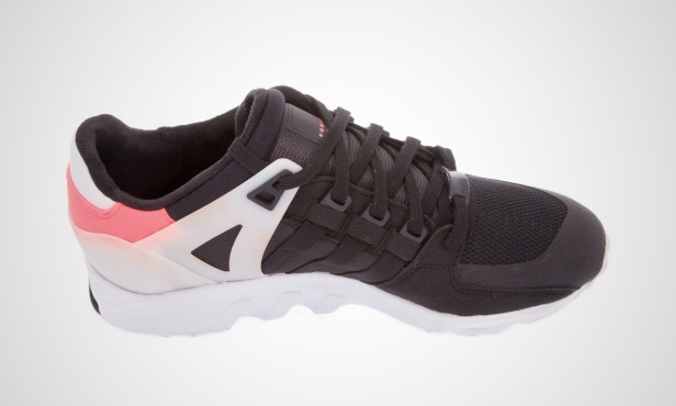 buy online d19fa 701a5 adidas EQT Support RF Black Turbo Red - KicksOnFire.com