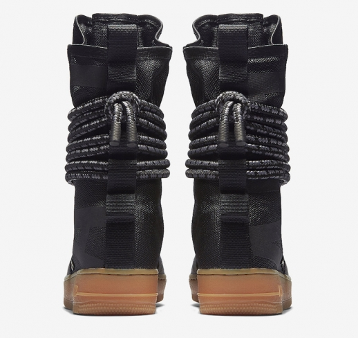 sports shoes 2afe7 0f082 Nike Special Field Air Force 1 High Black. Buy Now From $210