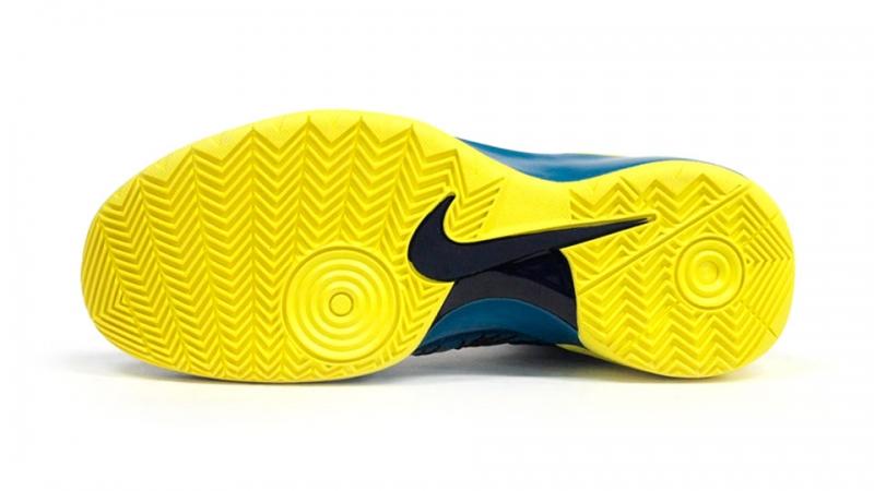 wholesale dealer 05059 da824 Nike Hyperdunk 2013 - Tropical Teal   Midnight Navy - Sonic Yellow -  KicksOnFire.com