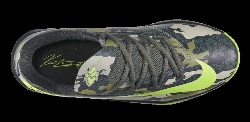 new arrival 6eb2e 02b0f Nike KD 6 GS - Camo - KicksOnFire.com