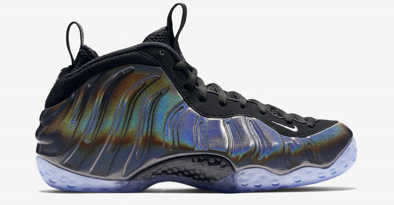 85ee871f29e Nike Air Foamposite One - Hologram - KicksOnFire.com