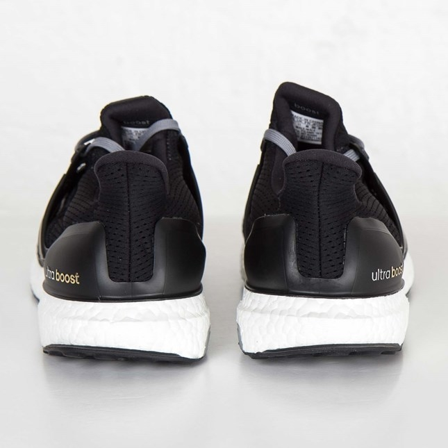 new products e1d00 8967f adidas Ultra Boost 2.0 Core Black Grey - KicksOnFire.com