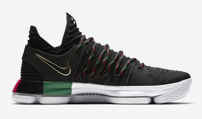 730fbe2bd9f ... Nike KD 10 BHM - KicksOnFire.com . ...