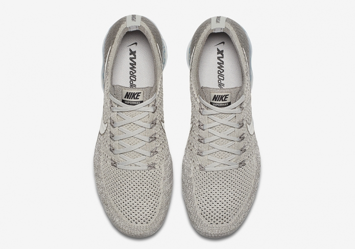 742ca1dbe25 Nike Air VaporMax Pale Grey - KicksOnFire.com
