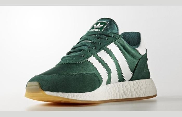 adidas Iniki Runner Collegiate Green