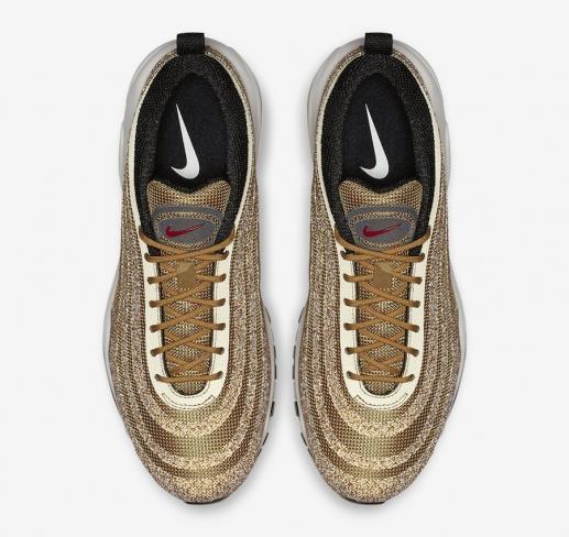 df35ce93124097 Nike WMNS Air Max 97 LX Swarovski Metallic Gold. Buy Now From  410