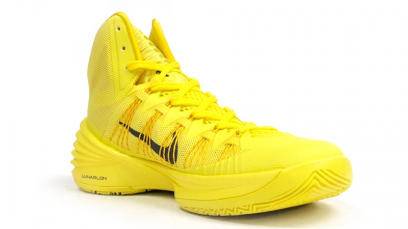 001dde04c26 Nike Hyperdunk 2013 - Sonic Yellow   Dark Grey - Tour Yellow -  KicksOnFire.com