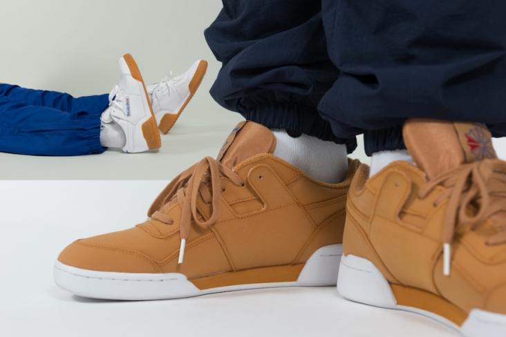 e501c6cf Packer Shoes x Reebok Workout Lo Plus Reverse Gum - KicksOnFire.com