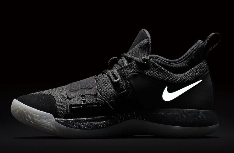 caed34c3c87 Nike PG 2.5 Black Pure Platinum - KicksOnFire.com