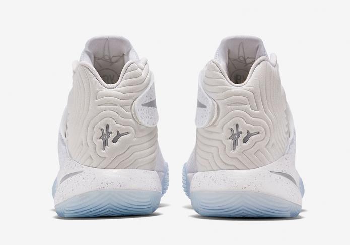 brand new 8f739 a0e8b Nike Kyrie 2 Silver Speckle - KicksOnFire.com