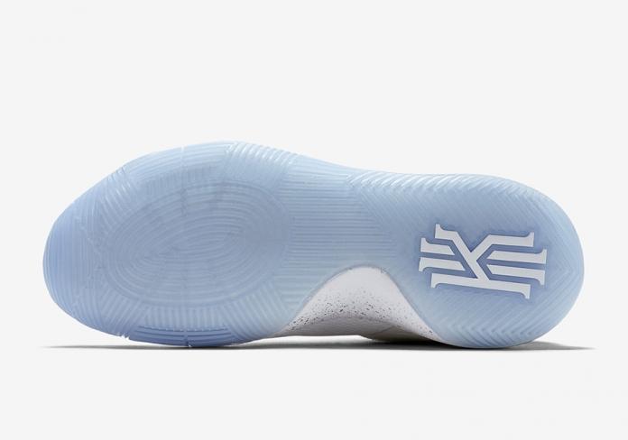 brand new b3c33 c02a3 Nike Kyrie 2 Silver Speckle - KicksOnFire.com