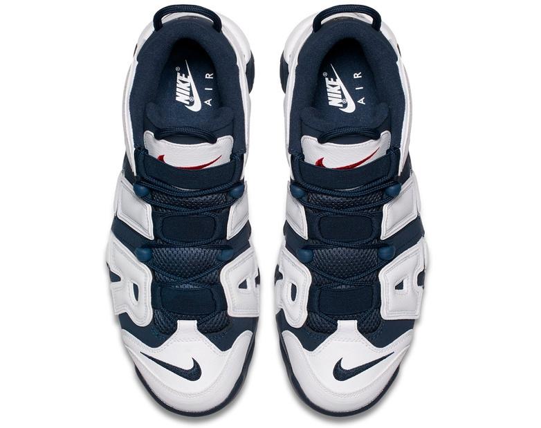 4a2f2138fc34c Nike Air More Uptempo - Olympic - KicksOnFire.com