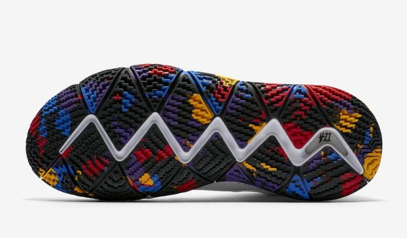 quality design 772bc 3060b Nike Kyrie 4 March Madness - KicksOnFire.com