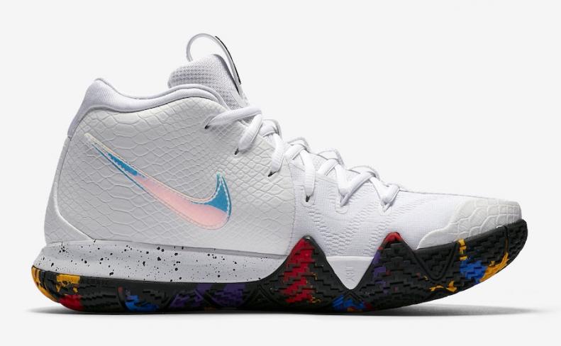 quality design 5c7be aa5df Nike Kyrie 4 March Madness - KicksOnFire.com