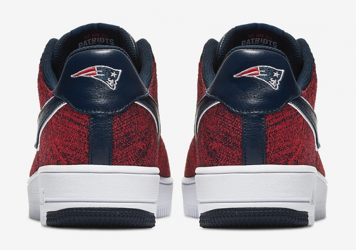 ef5d63b677f Nike Air Force 1 Ultra Flyknit Low RKK New England Patriots. Buy Kixify Buy  Ebay Want. WANTS. 196. COLOR. University Red Navy