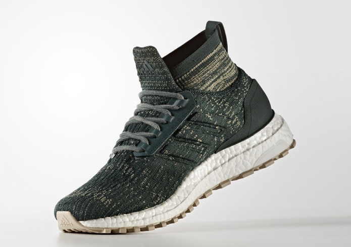 sports shoes 5123b 634a2 adidas Ultra Boost ATR Mid Trace Green - KicksOnFire.com