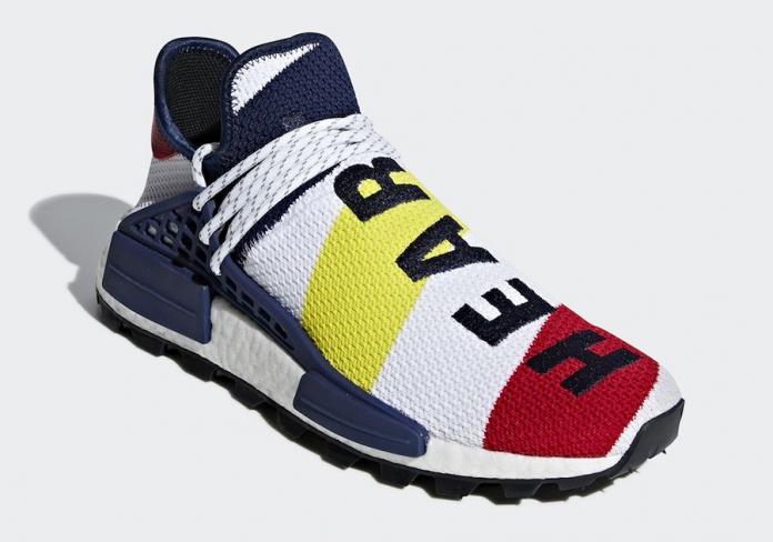 big sale f2a01 e5b4e BBC x adidas NMD Hu Trail Heart Mind - KicksOnFire.com