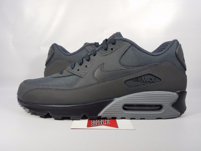 6c2978cac94 Nike Air Max 90 Anthracite Black - KicksOnFire.com