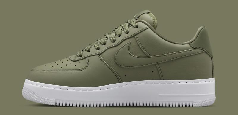 hot sale online 224df e4ca2 NikeLab Air Force 1 Low - Urban Haze - KicksOnFire.com