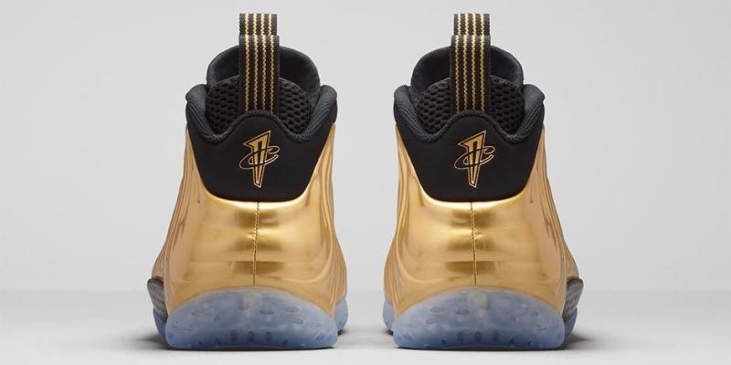 1f10d4dda33d8 Nike Air Foamposite One - Metallic Gold - KicksOnFire.com