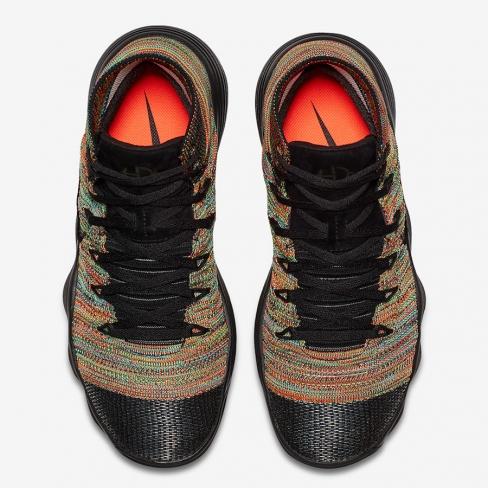 4b53141c5acd Nike React Hyperdunk 2017 Flyknit Multicolor - KicksOnFire.com
