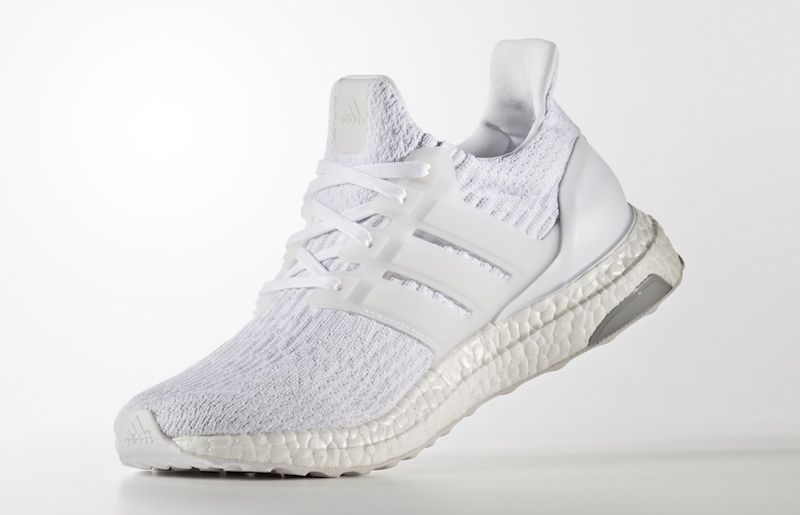 8d81521518e adidas Ultra Boost 3.0 Triple White - KicksOnFire.com