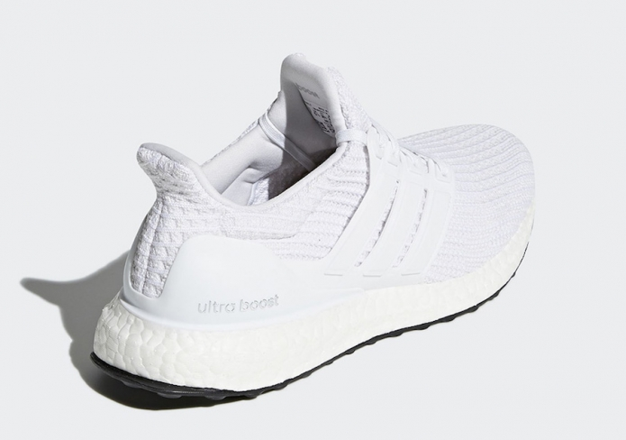 low priced 074f9 bfac2 adidas Ultra Boost 4.0 Triple White - KicksOnFire.com