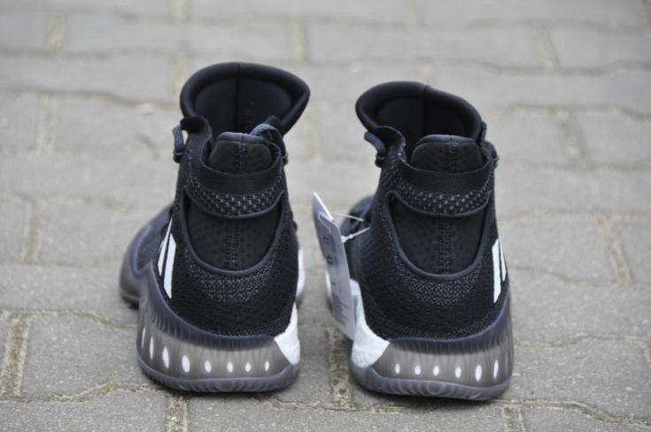 huge discount ad4f4 70cb3 adidas Crazy Explosive Black White