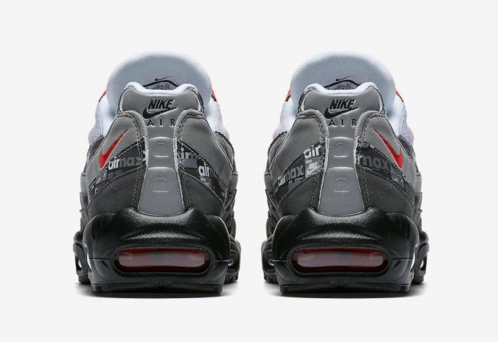 buy online a42f5 70105 atmos x Nike Air Max 95 We Love Nike - KicksOnFire.com