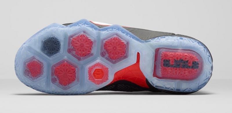 4da4cad70ba Nike LeBron 12 - Court Vision - KicksOnFire.com