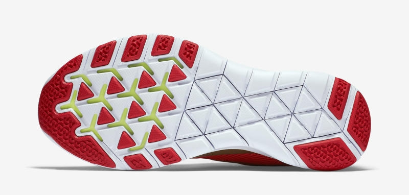 5d15a1e6c10398 Nike Free Train Instinct Hustle Hart - Red. Buy Now From  119