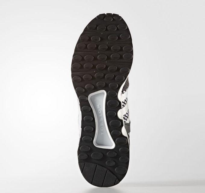 best service d3e0a 5d357 adidas EQT Support RF Primeknit Zebra - KicksOnFire.com