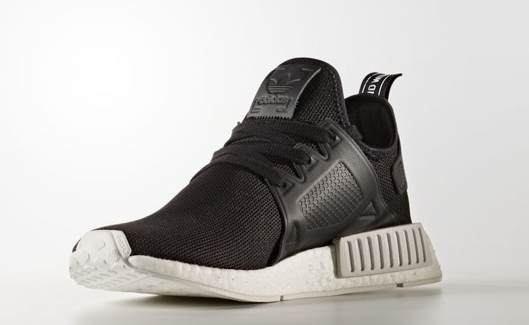 sports shoes e48dd ea785 adidas NMD XR1 Black White