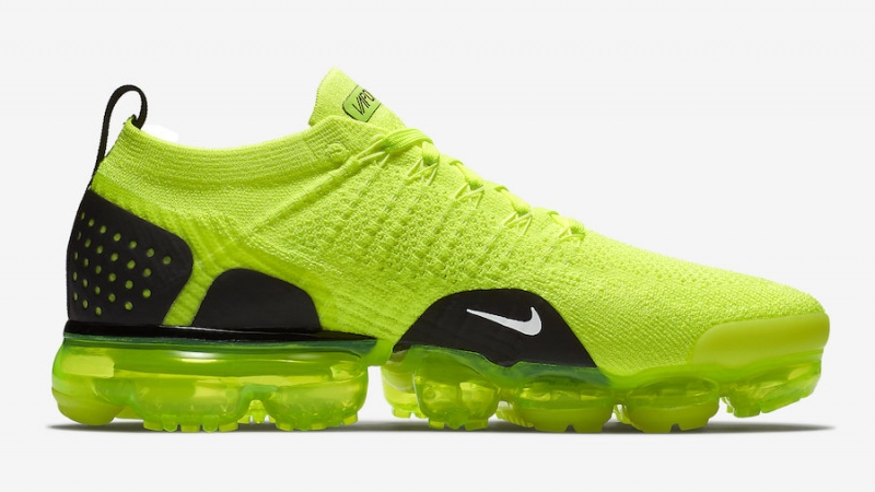 cd43337339e5 Nike Air VaporMax 2 Volt - KicksOnFire.com