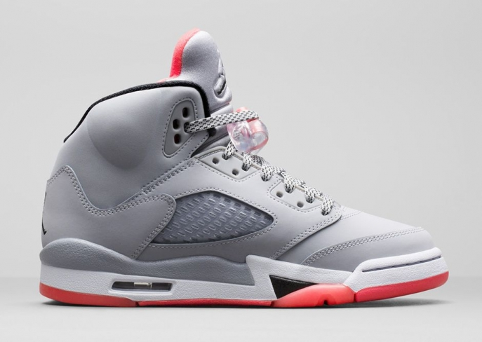 buy popular 4d756 f35d8 Air Jordan 5 GS Hot Lava - KicksOnFire.com